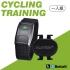 【輕盈雙頻1入組】自行車訓練組:速度踏頻器+心率臂帶
