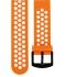 Star 2 玩色造型22mm快拆錶帶【橘】 1