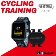 【1入組】全方位自行車訓練組:Star2+速度踏頻器