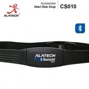 CS010藍牙無線運動心率胸帶 (橡膠側扣式束帶)