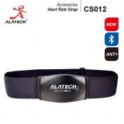 CS012藍牙/ANT+雙頻無線運動心率胸帶 (織帶前扣式束帶)