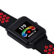 Star 2 GPS全方位運動心率錶【黑紅】