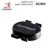 無磁石自行車速度踏頻感測器